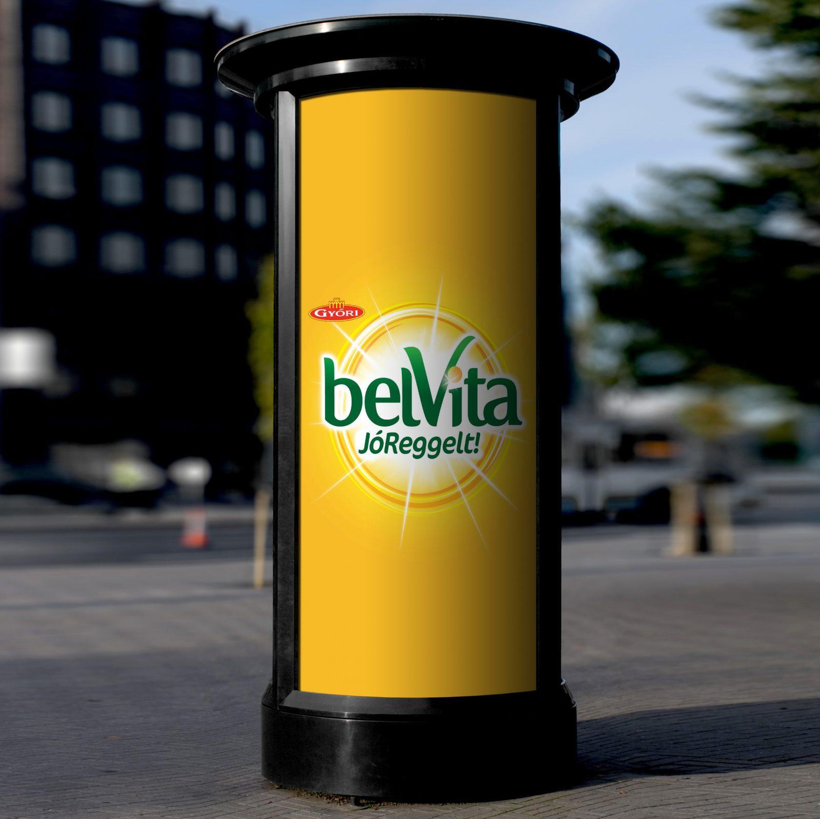 Citylight plakát, Bevita