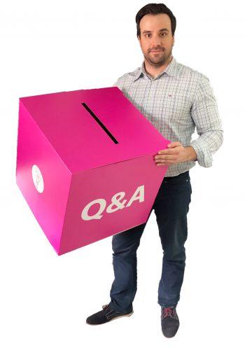 Szelvénygyűjtő doboz, Q&A