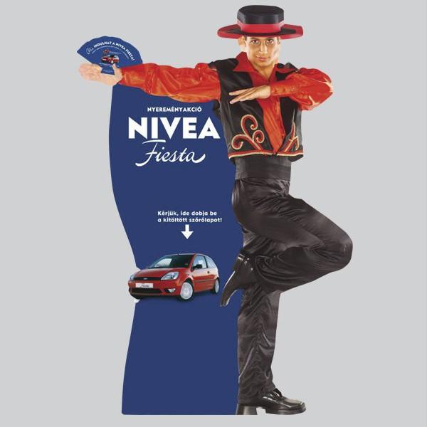 Standee, Nivea