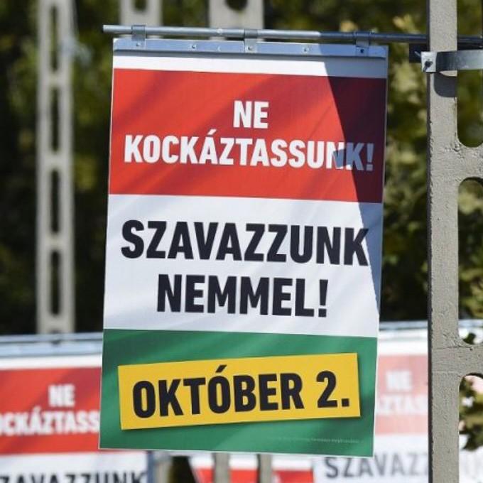 Választási plakát nyomtatás