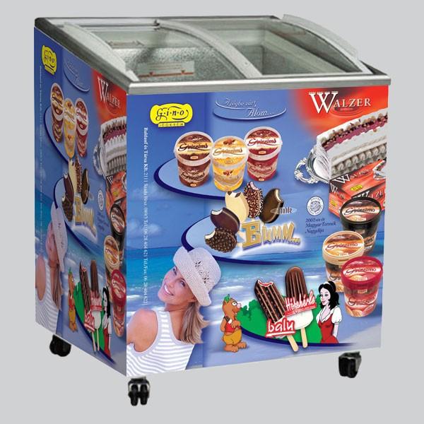 Hűtőgépmatrica készítése
